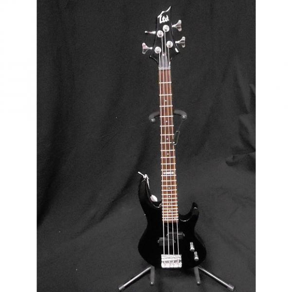 Custom ESP LTD BR-4 JR Black  JR. Size Bass #1 image