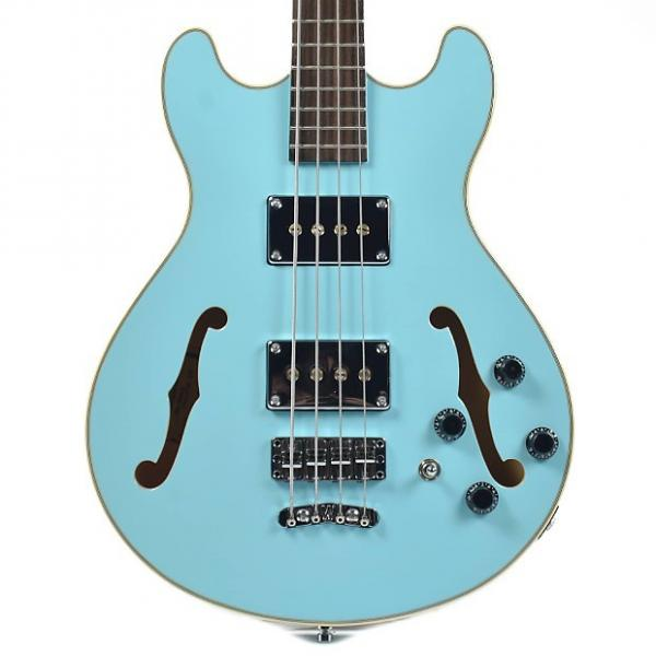 Custom Warwick Rockbass Starbass 4-String Daphne Blue HP #1 image