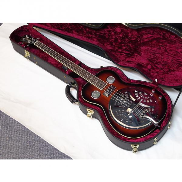 Custom GOLD TONE PBB Paul Beard Bass 4-string resonator BASS guitar NEW w/ CASE #1 image