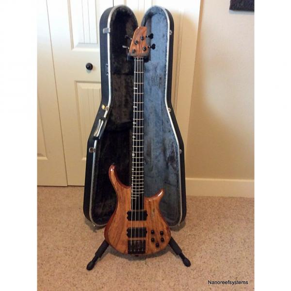 Custom Kritz 4 String Active Bass 2005 Olive #1 image