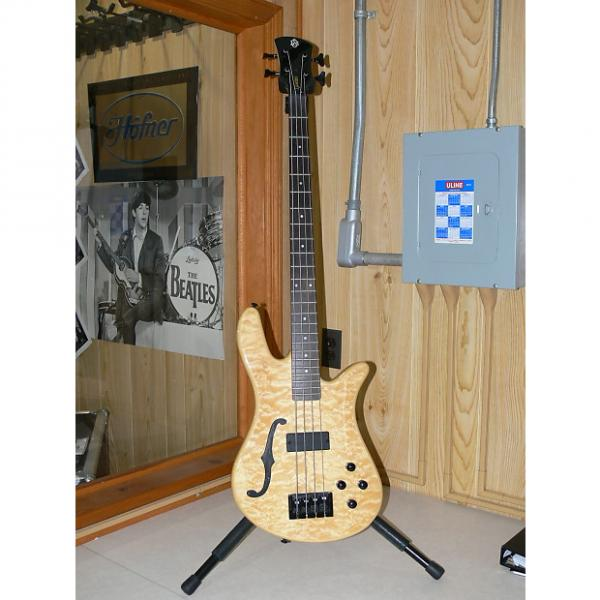 Custom New Spector Spectorcore Natural #1 image