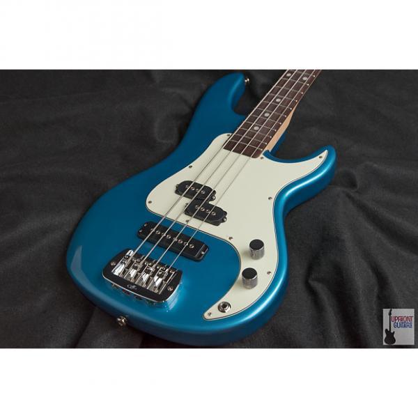 Custom G&L SB-2 Bass Lake Placid Blue - Authorized G&L Premier Dealer #1 image