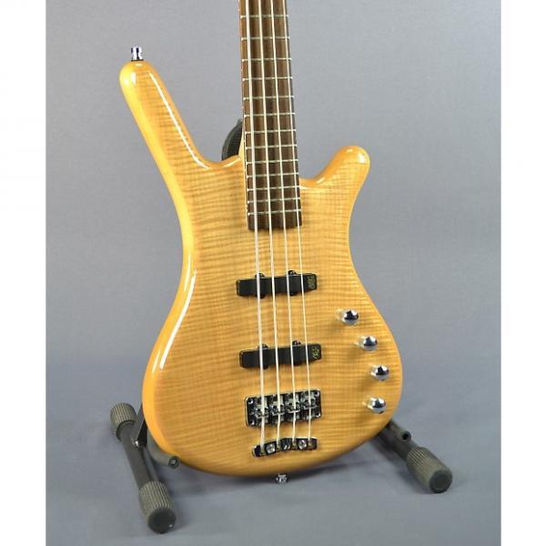 Custom USED Warwick RockBass Corvette Premium Electric Bass Guitar (511) #1 image