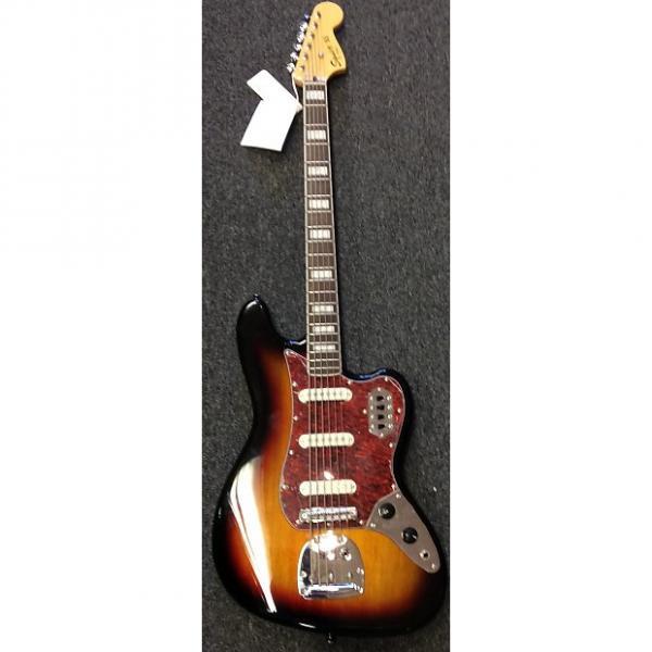 Custom Squier Bass VI #1 image