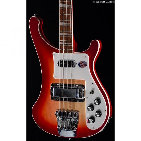 Custom Rickenbacker 4003 Fireglo (707) #1 image