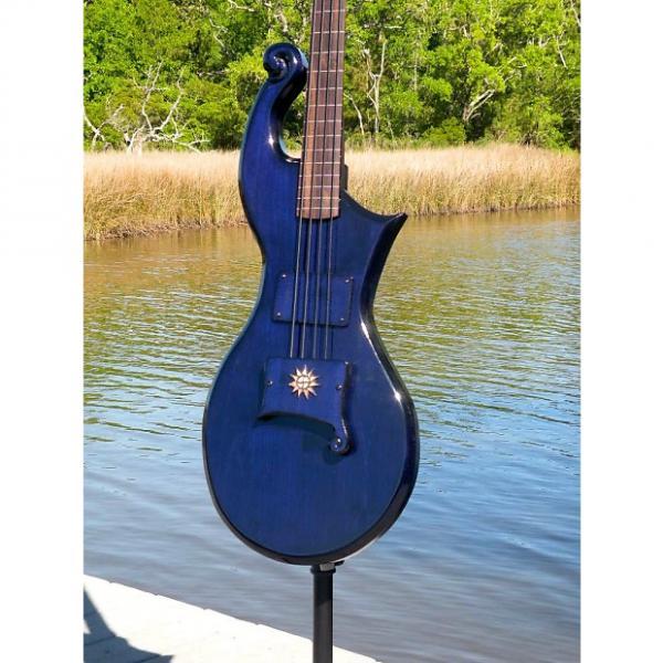Custom Bayou Basses Storm Cloud 2016 Dark Purple #1 image