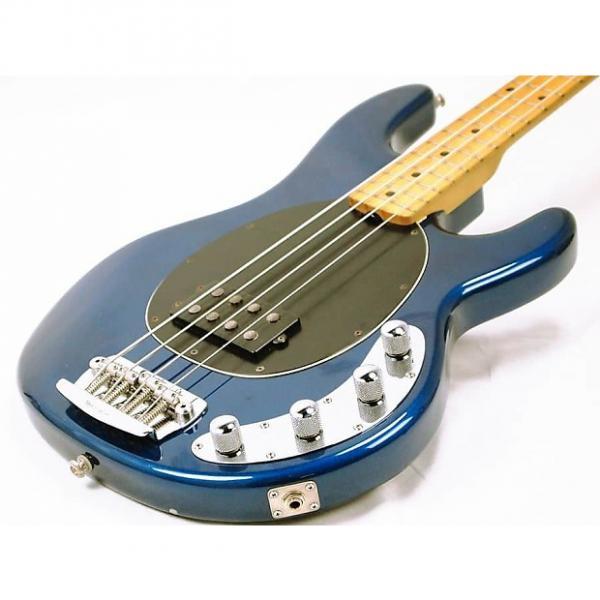 Custom MUSIC MAN STINGRAY EX blue #1 image