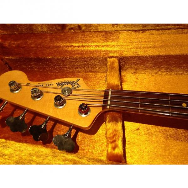 Custom Fender  Jazz Bass Jaco Pastorius Artist  Series #1 image