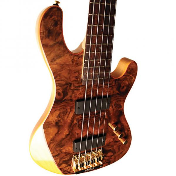 Custom Cort Rithimic V Jeff Berlin 5-String Bass #1 image