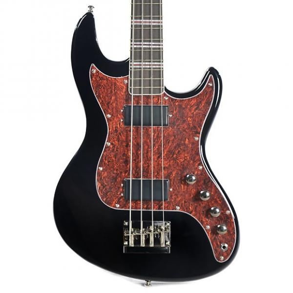 Custom Hofner Artist Bass Black #1 image