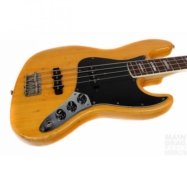 Custom 1978 Fender Jazz Bass #1 image
