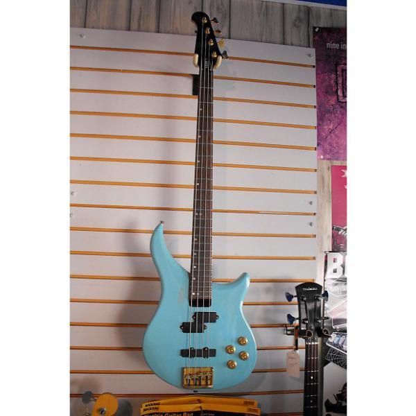 Custom Epiphone EBM 1996 Carolina Blue #1 image