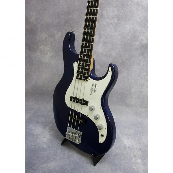Custom Samick  FN1 4-String Bass - w/Gigbag - Royal Purple #1 image