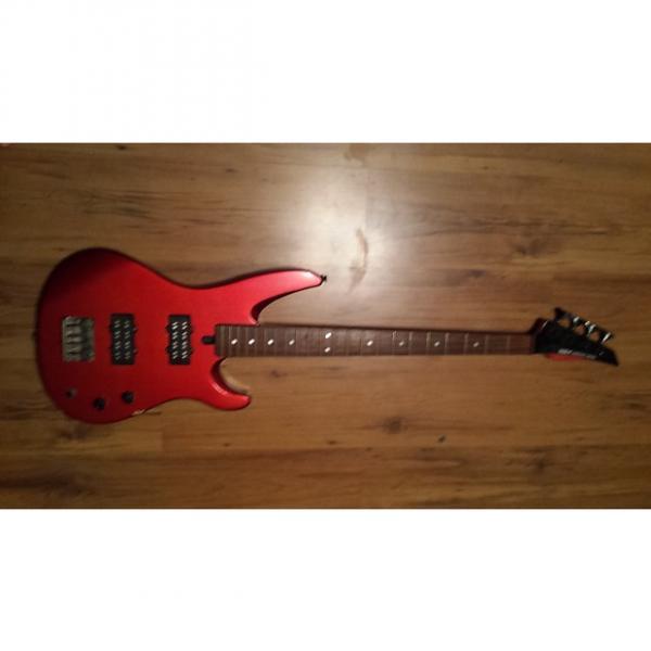 Custom Yamaha RBX550D 1985-1987 Candy Apple Red #1 image