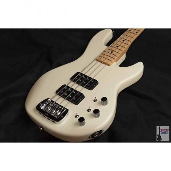Custom G&L L-2000 Bass Empress Vintage White - Authorized G&L Premier Dealer #1 image