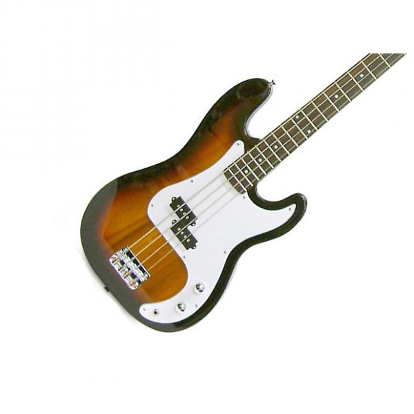 Custom Crestwood Bass Electric Guitar | 4 String | P-Style MODEL: PB970TS - free shipping #1 image