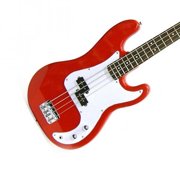 "Custom Crestwood Bass Electric Guitar | 4 String | P-Style MODEL: PB970TR - ""BEST-BUY"" #1 image"