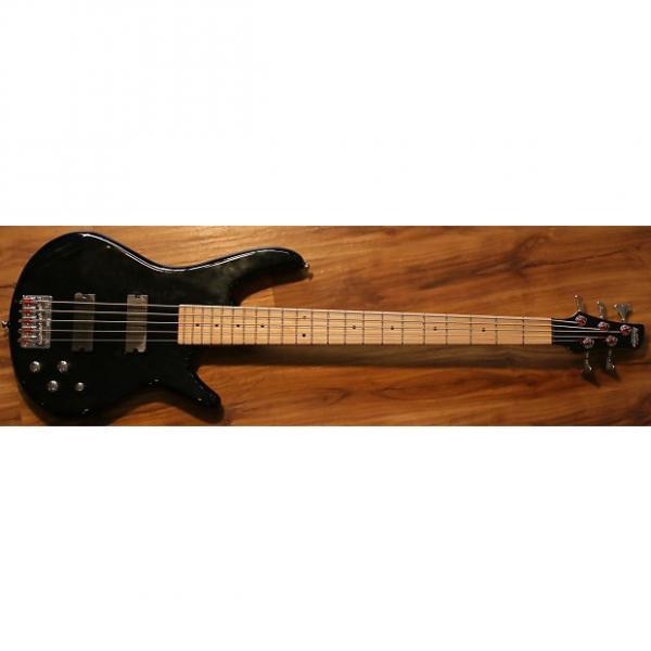 Custom Ibanez GSR 205M 2014 Black #1 image