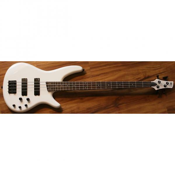 Custom Ibanez SR300 2014 White #1 image