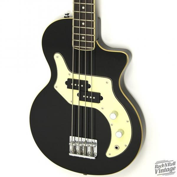 Custom Orange O-Bass Black #1 image