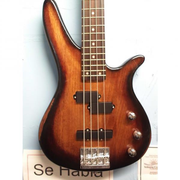 Custom CGS Custom PJ Bass 2015 Brown Relic #1 image