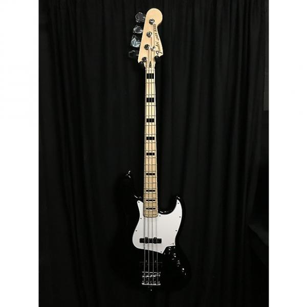 Custom Fender Geddy Lee Signature Jazz Bass 2016 Black #1 image