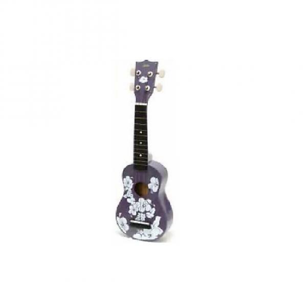 Custom Keiko UK38M Purple Soprano Ukulele #1 image