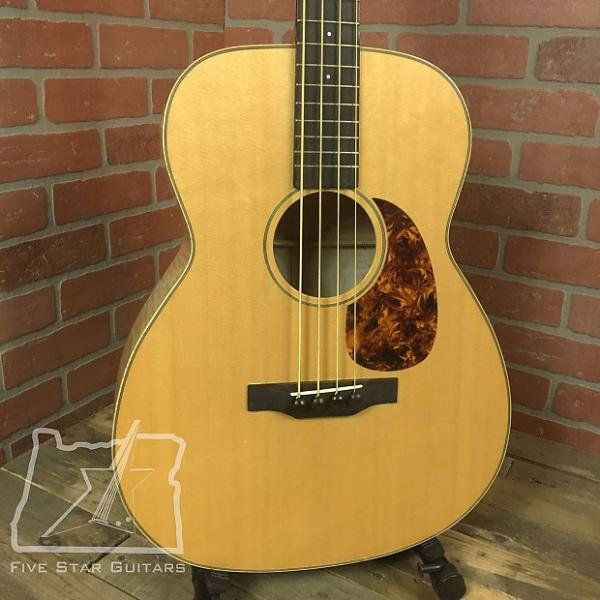 "Custom 2009 Galloup ""Monarch"" Luthier Built Acoustic Bass w/ HSC #1 image"