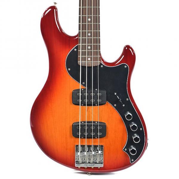 Custom Fender Deluxe Dimension Bass RW Aged Cherry Burst #1 image