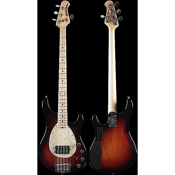 Custom Ernie Ball Music Man Sterling 4 Vintage Sunburst (383) #1 image