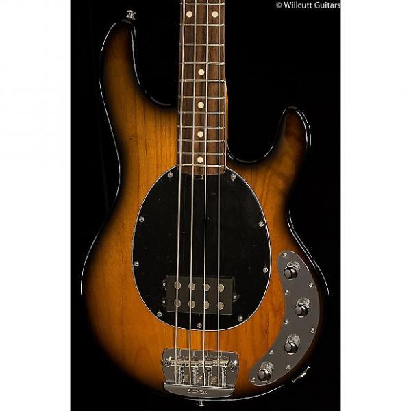 Custom Ernie Ball Music Man Premier Dealer Stingray 4 Vintage Sunburst Rosewood (685) #1 image