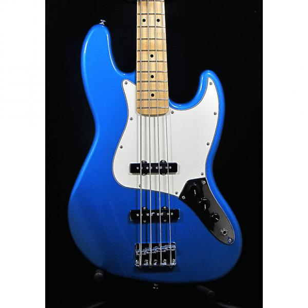 Custom Fender Jazz Bass Lake Placid Blue Electric Bass Guitar #1 image