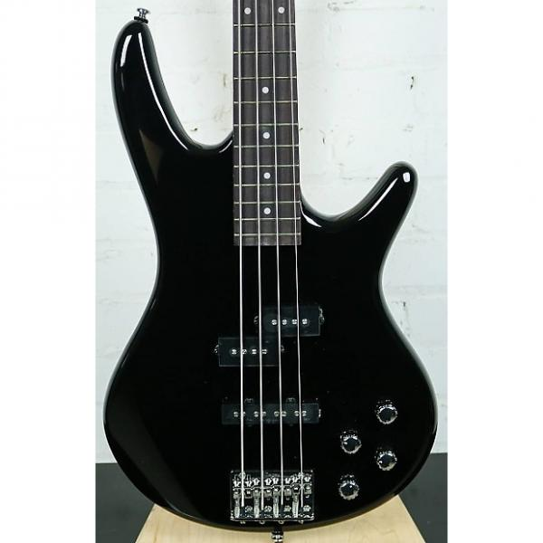 Custom Ibanez GSR200 Gio Electric Bass Guitar Black #1 image