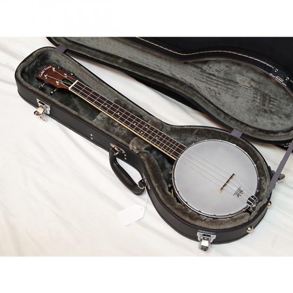 Custom GOLD TONE BUB Baritone Banjo Ukulele with HARD CASE - Maple - NEW blems #1 image