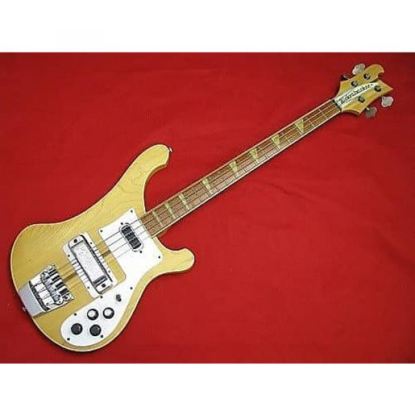 Custom Rickenbacker 4001  1978 Maple  Glo #1 image