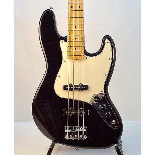 Custom Fender Standard Jazz Bass #1 image