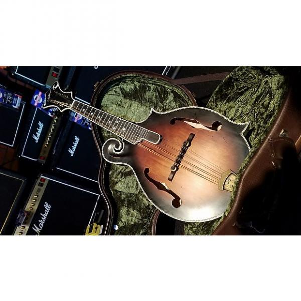 Custom Washburn M118SW F-Style Mandolin #1 image