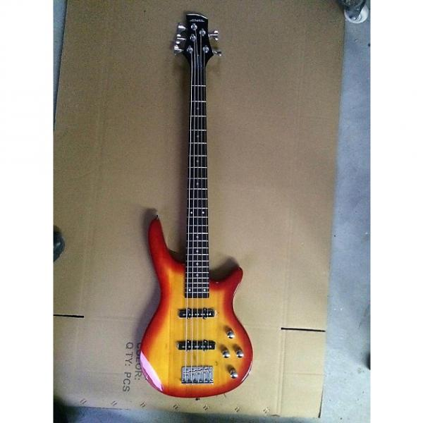 Custom Customized Bass Guitar 5-String Bass Guitar Factory Wholesale High Quality Guitar #1 image