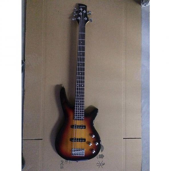 Custom Customized Bass Guitar 5-String Bass Guitar Factory Wholesale High Quality Guitar #1 image