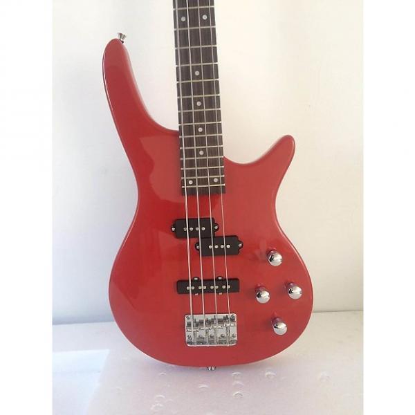 Custom Customized Bass Guitar 4-String Bass Guitar Factory Wholesale High Quality Guitar #1 image