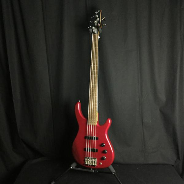 Custom Fender MB5 5-String Bass (USED) #1 image