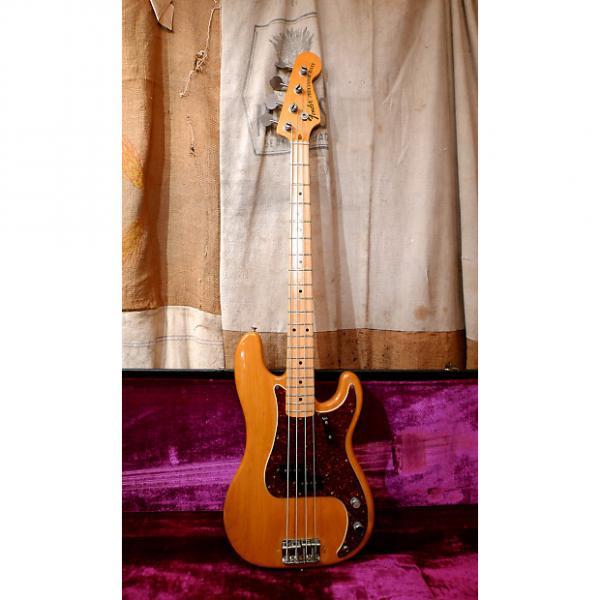 Custom Fender Precision Bass 1975 Natural #1 image