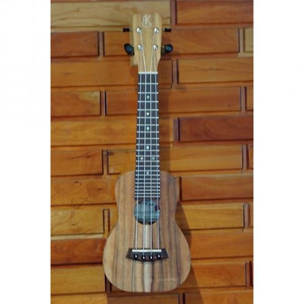 Custom Kanile'a K-1 Standard Soprano Ukulele #1 image