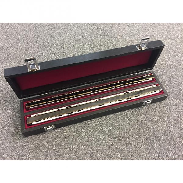 Custom Tombo Chord Harmonica 1151/1152 Ensemble Chrome #1 image