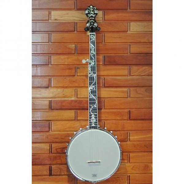 Custom Gold Tone WL-250+ Open-Back Banjo #1 image