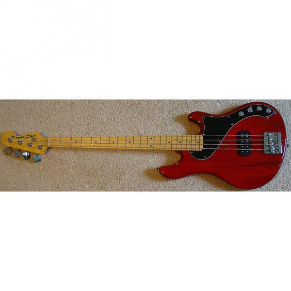 Custom SQUIER® DELUXE DIMENSION™ BASS IV #1 image