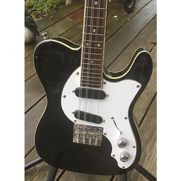 Custom Eastwood Mandocaster Electric Mandolin w/brand new Eastwood hardshell case #1 image