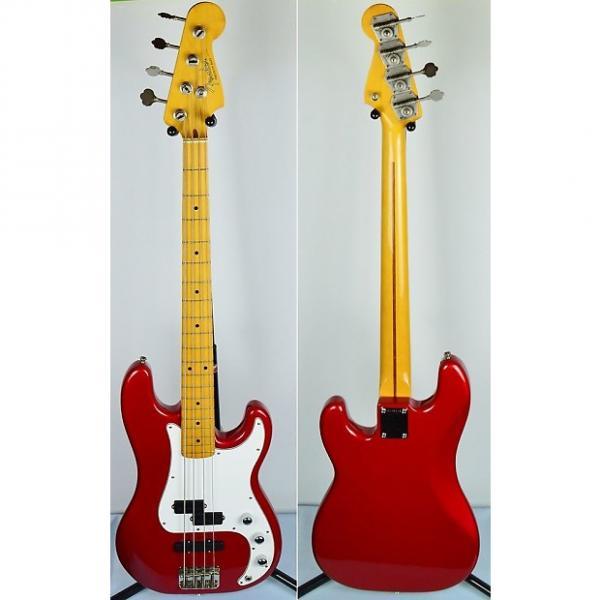 Custom Fender precision bass JV 1982 CAR rare japon #1 image