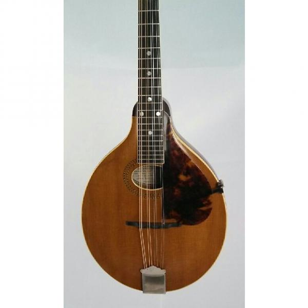 Custom Gibson A-3 Mandolin Circa 1912 Brown Natural #1 image