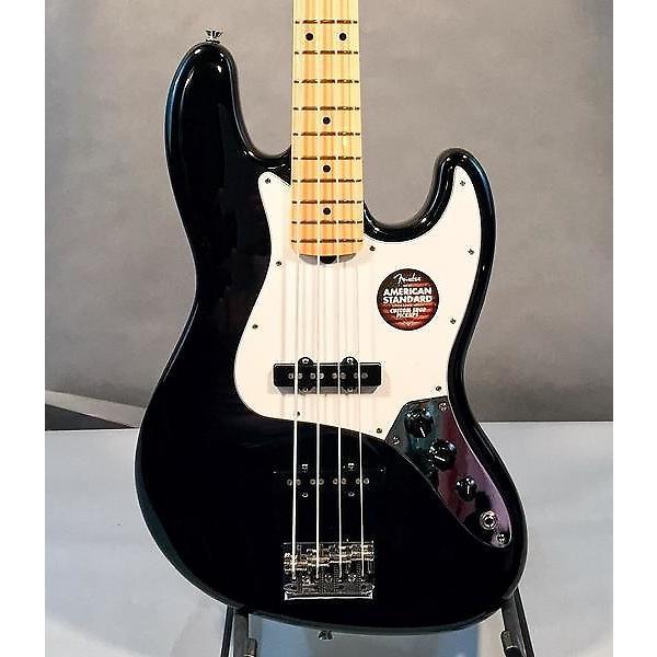 Custom Fender American Standard Jazz Bass #1 image